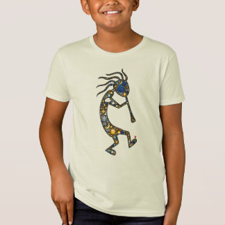 Kokopelli emoji Kunst, durch Built4Love T-Shirt