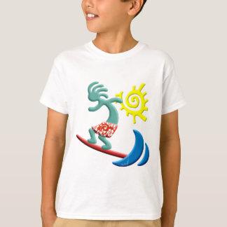 Kokopelli Surfen T-Shirt