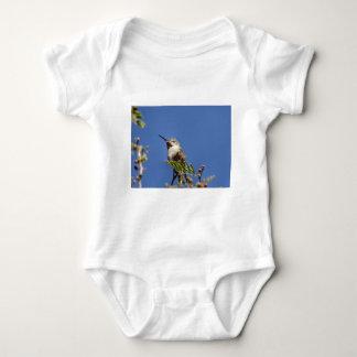 Kolibri auf Niederlassung durch SnapDaddy Baby Strampler