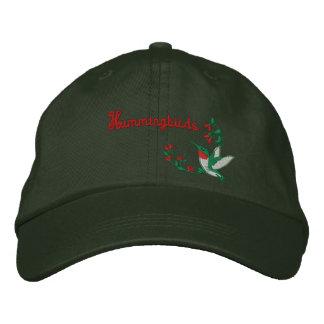 Kolibri gestickter Hut Baseballmütze