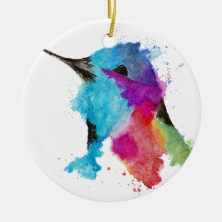 Kolibri Keramik Ornament