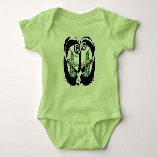 Kolibri-Liebe Baby Strampler
