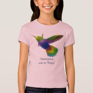 Kolibri scherzt T - Shirt