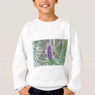 Kolibri-Spiel digitalArt Sweatshirt