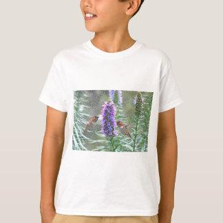 Kolibri-Spiel digitalArt T-Shirt