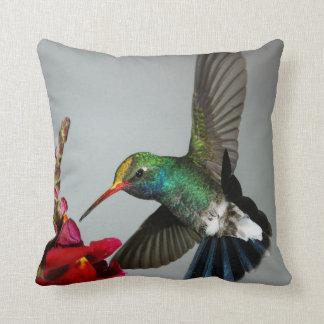 Kolibrifrühlings-Dekorkissen Kissen