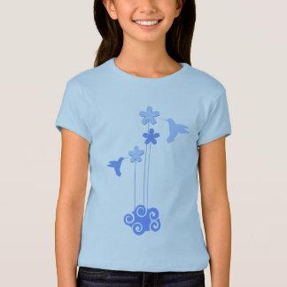 Kolibris - Blau T-Shirt
