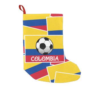 Kolumbien-Fußball Kleiner Weihnachtsstrumpf
