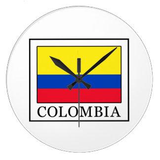 Kolumbien Große Wanduhr