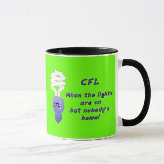 Kompakte Leuchtstoff Tasse der Glühlampe-(CFL)