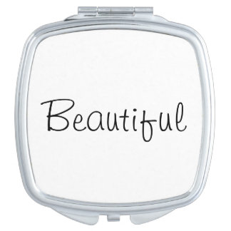 Kompakter Spiegel Taschenspiegel