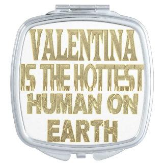 Kompakter Spiegel Valentina Taschenspiegel