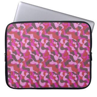 komposition in der Rose Laptop Sleeve