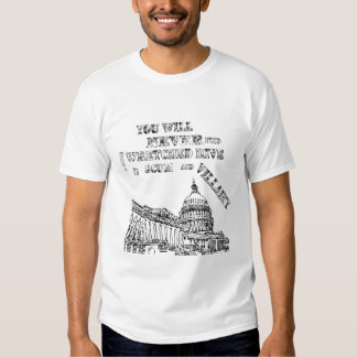 Kongreß = Moos Eisley T-Shirt
