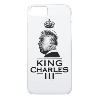 König Charles Third iPhone 8/7 Hülle