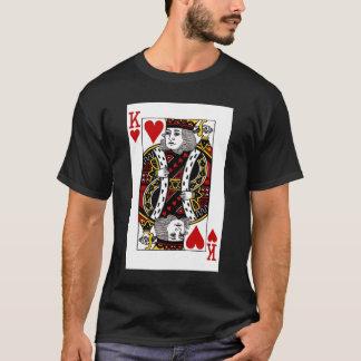 König der Herzen T-Shirt
