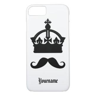 König der kundenspezifischen Monogramm- u. iPhone 8/7 Hülle