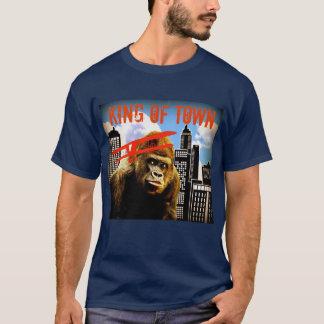 König der Stadt - Gorilla T-Shirt