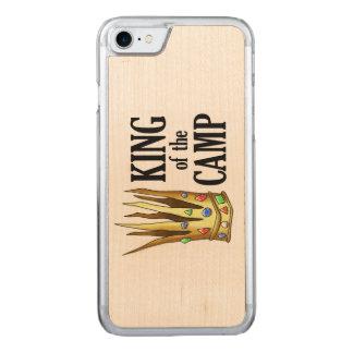König des Lagers Smartphone Carved iPhone 8/7 Hülle