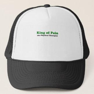 König des Schmerz-alias körperlichen Therapeuten Truckerkappe