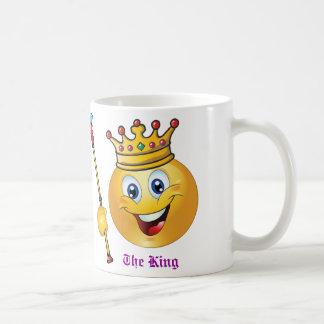 König Mug für Männer Tasse