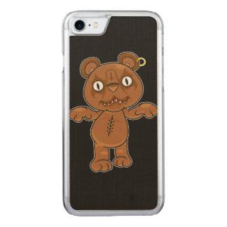 König Teddy Carved iPhone 8/7 Hülle