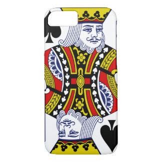 König von Spaten iPhone 6 Fall iPhone 8/7 Hülle