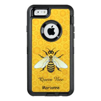 Königin-Bienen-Honigbienen-Bienenwabe hübsches | OtterBox iPhone 6/6s Hülle