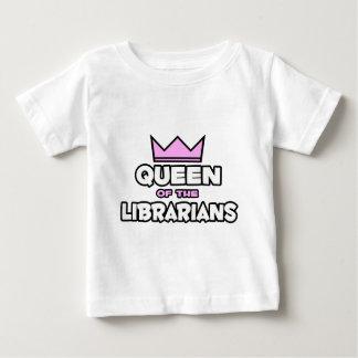 Königin der Bibliothekare Baby T-shirt