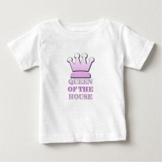 Königin des Haus-Baby kundengebundenen T - Shirt