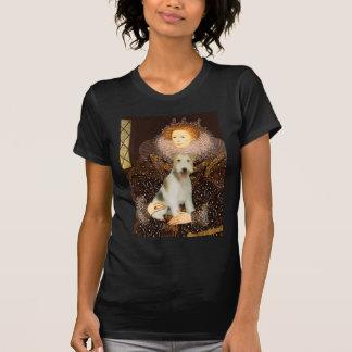 Königin Elizabeth I - Draht-Foxterrier #1 T-Shirt