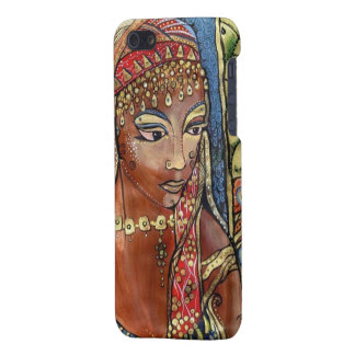 Königin von Sheba Porträt iPhone 5 Schutzhülle