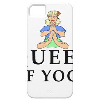 Königin von Yoga Schutzhülle Fürs iPhone 5