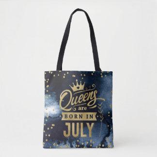 Königinnen sind geborener im Juli