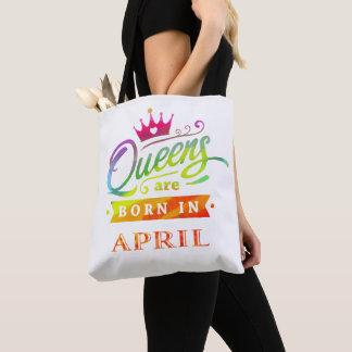 Königinnen sind geborenes im April