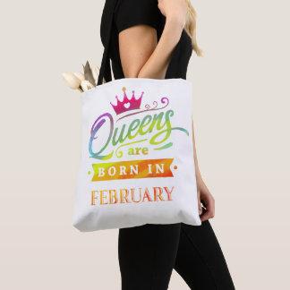 Königinnen sind geborenes im Februar