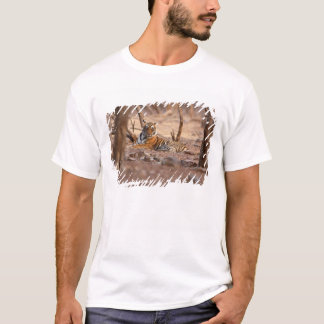 Königlicher bengalischer Tiger, Ranthambhor T-Shirt