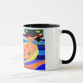 königlicher Horror Tasse
