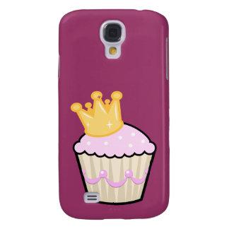 Königlicher kleiner Kuchen iPhone 3G Fall Galaxy S4 Hülle