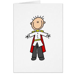Königlicher Prinz Card Karte