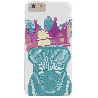 Königlicher Zebratelefonkasten Barely There iPhone 6 Plus Hülle
