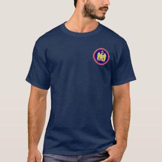 Königliches Siegel-Shirt Napoleon T-Shirt
