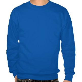 Königsblau gebackenes Sweatshirt Clothing Company