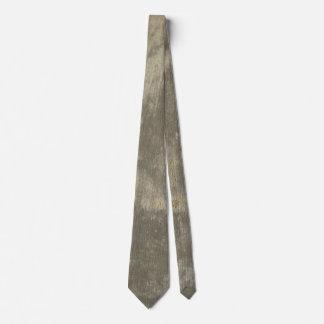 Konkret Bedruckte Krawatte