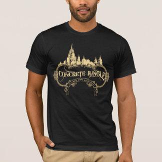 Konkret-Dschungel-BBP (Dunkel-T-Shirts) T-Shirt