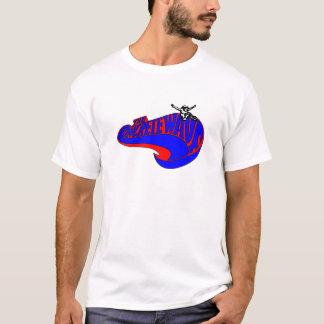 Konkrete Welle Skatepark T-Shirt
