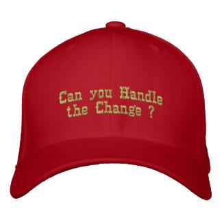 Können Sie!! _Embroidered Hut Bestickte Baseballmützen