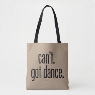 Können Sie nicht. Erhaltener Tanz