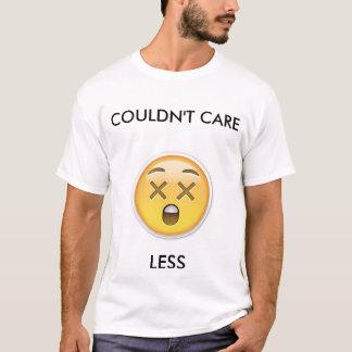 KONNTE sich den T - Shirt WENIGER Emoji