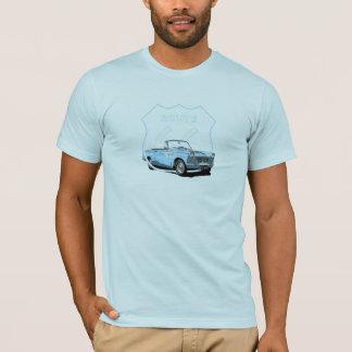 Konvertierbarer Weg 1966 Triumph Heralds 66 T-Shirt